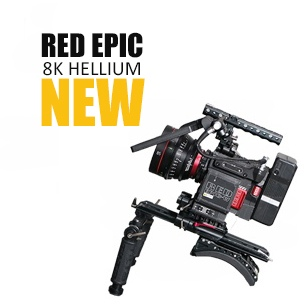 Аренда кинокамеры RED EPIC-W HELIUM 8K в Минске!